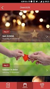 Kerk in Actie Advent - náhled