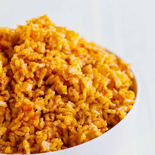Pressure Cooker Mexican Rice.