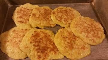 Dixie Corn Cakes (pancake like)