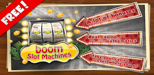 Boom Slots game (apk) free download for Android/PC/Windows screenshot