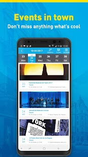 Bucharest City App- screenshot thumbnail