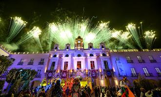 Los Reyes Magos visitan Almería