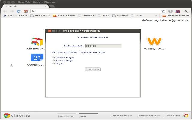 WebTracker