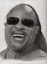 Photo: Stevie Wonder