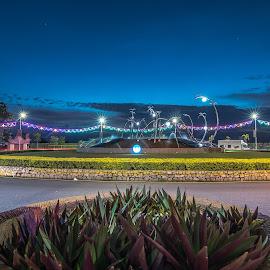 Gurney by Lim Keng - City,  Street & Park  City Parks