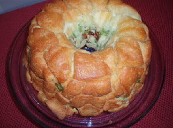 Breakaway Vegetable Bread Recipe