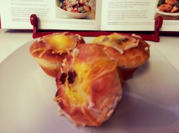 Grab And Go Breakfast Biscuit Cups Recipe