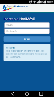 Horimovil - Asegurados- screenshot thumbnail