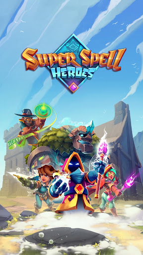 Super Spell Heroes - Magic Mobile Strategy RPG  screenshots 6