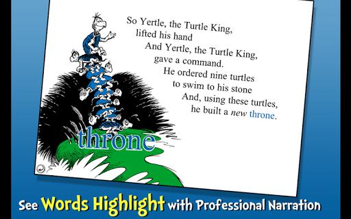 Yertle the Turtle - Dr. Seuss