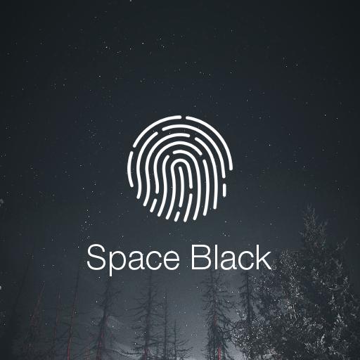 Material SpaceBlack Theme