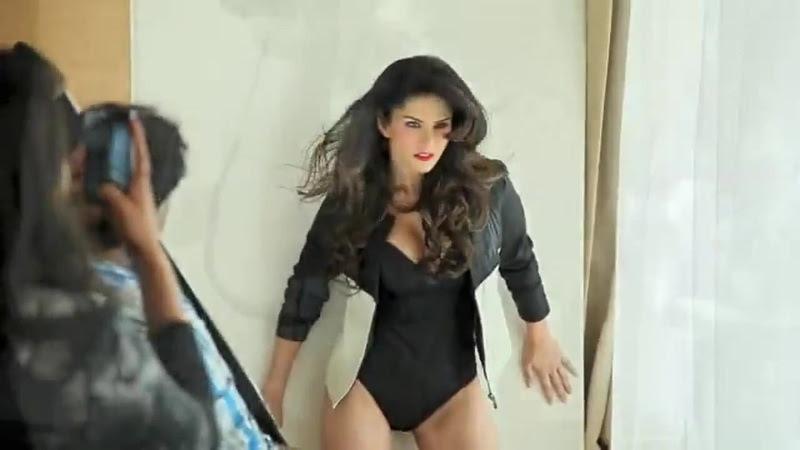 Sunny Leone in black sexy dress, Sunny Leone thunder thighs photos