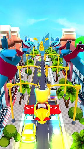 My Kitty Runner - Pet Games screenshots apkshin 4