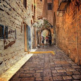 Yaffo by Abu  Janjalani Abdullah - Transportation Roads ( roads, transportation )