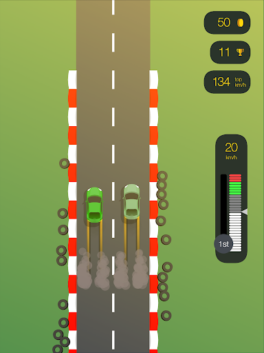 Drag Race FRVR - Dragster Car Racing - screenshot