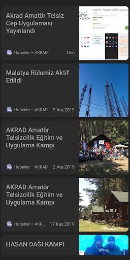 AKRAD - Amatör Telsiz Uygulaması - 73 screenshot 2