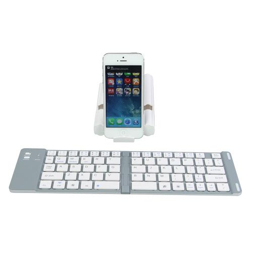 Folding Bluetooth Travel Keyboard