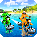 Waterpark Bike Racing APK