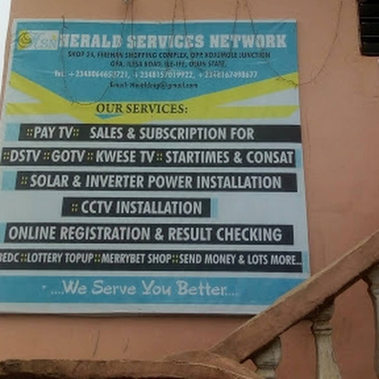Herald Services Network - Entertainment Agency in Ile-Ife