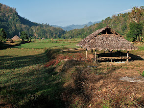Photo: pastoral scenery near Fish Cave