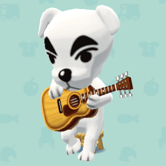 K.K Slider's chair