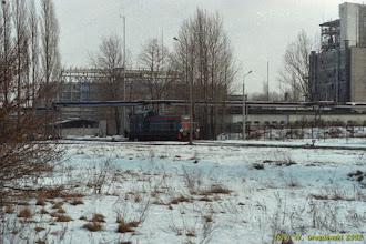 Photo: SM42-2467 {Toruń, bocznice zakładu Elana; 2002-01-18}