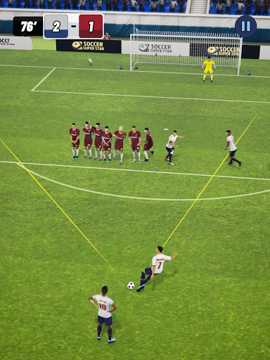 Soccer Super Star modavailable screenshots 7