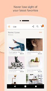 App Etsy: Handmade & Vintage Goods APK for Windows Phone