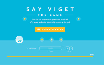 Photo: Site of the Day 17 June 2013 http://www.awwwards.com/web-design-awards/say-viget