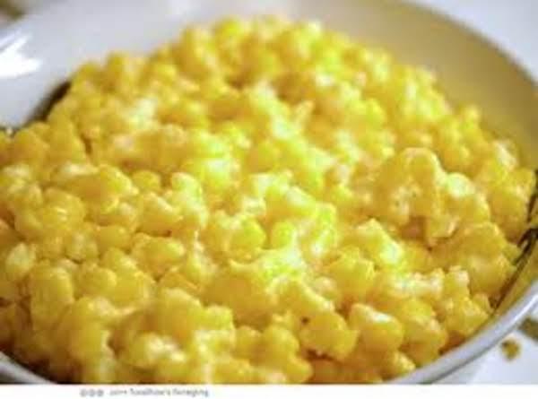 Baked Creamy Corn