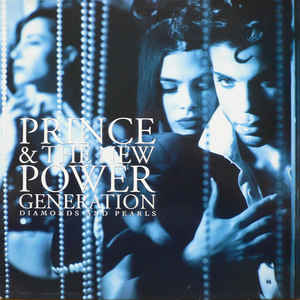 Prince - 'Diamonds and Pearls' cover art