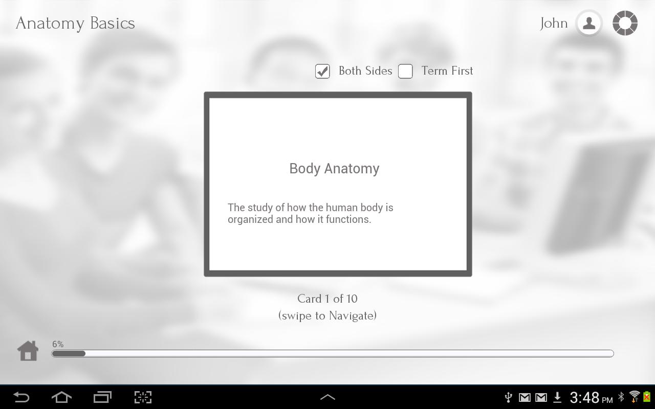 Human Body Anatomy - screenshot