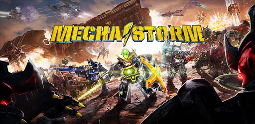 Mecha Storm - CBT (Unreleased) for PC