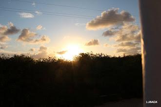Photo: Puesta de sol desde PJ4G