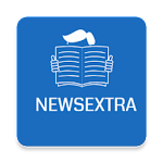 NewsExtra Flutter icon