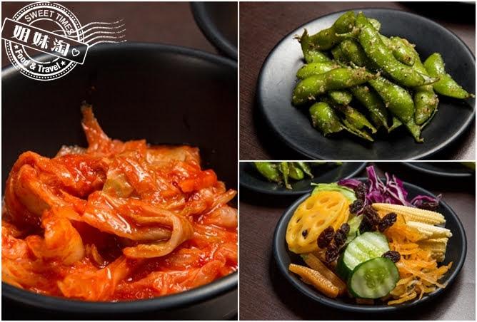 進吉泰國蝦海鮮炭烤吃到飽生菜沙拉