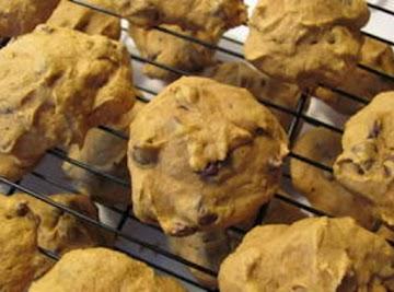 2 Ingredient Pumpkin Cookies Recipe