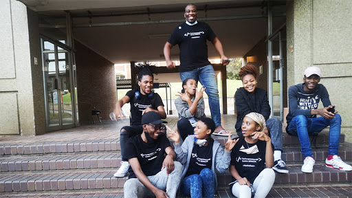 University of Johannesburg teams, Binary Wolves and Technopreneurs.