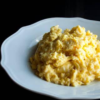Scrambled Eggs Gordon Ramsey Style.