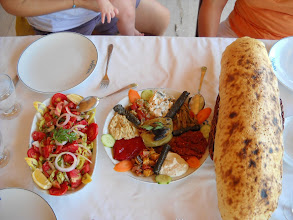 Photo: Turunç lunch--first course