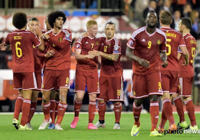 Encore deux matchs pour se qualifier : les qualifs pour l'Euro en un coup d'oeil