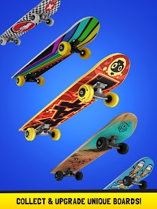 Flip Skater MOD Apk (Unlimited Money) 8