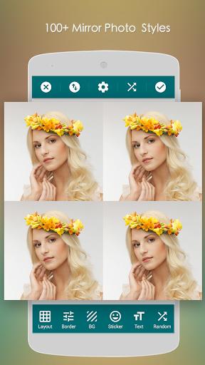 Mirror Photo:Editor&Collage (HD) screenshot 10