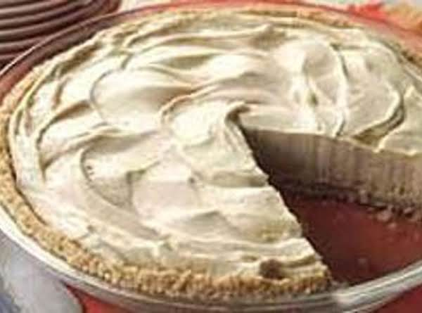 Stacey's Peanut Butter Pie Recipe
