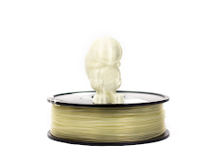 Natural MH Build Series PLA Filament - 2.85mm (1kg)