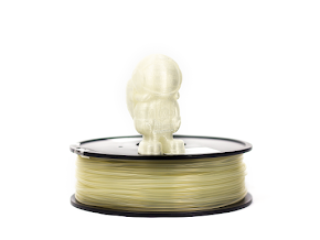 Natural MH Build Series PLA Filament - 3.00mm