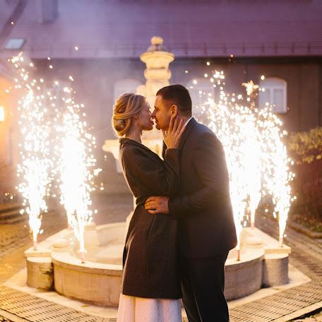Wedding photographer Evgeniya Danilova (evgeniadi). Photo of 26.11.2017