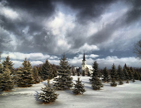 Photo: Surrounded by woods and open fields stands Highview Christiania Lutheran Church,  one of the oldest church buildings in continuous use in the state of Minnesota since November 11, 1878.  On one of the highest points of land in Dakota County, Christiana Lutheran Church was a beautiful scene after a fresh snowfall earlier this week. ]  BRIAN PETERSON • brianp@startribune.com Minneapolis,  MN - 12/21/2012