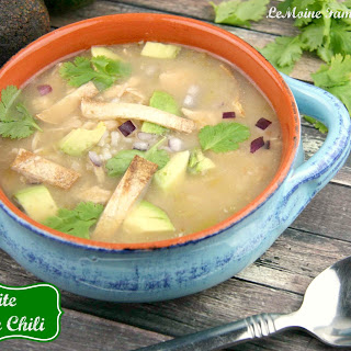 White Chicken Chili- LeMoine Family Kitchen