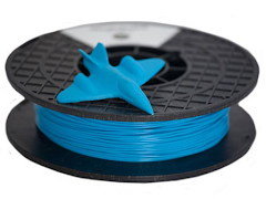 MadeSolid Sky Blue PET+ Filament - 1.75mm (1lb)